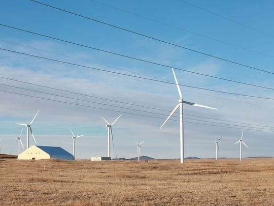 Supporters say the Wyoming power project would help California meet its clean energy goals