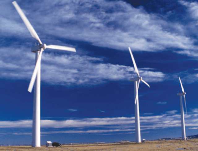 A Wyoming utility company has filed a permit to replace its first wind farm—originally commissioned in 1998, composed of over 65 turbines—located at Foote Creek Rim I.