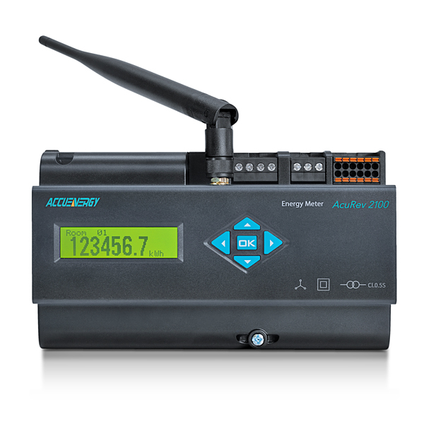 Accuenergy Designs New Multi-Circuit Meter with Innovative SnapOn CT Terminal Connectors