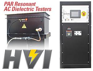 Parallel Resonant AC Test Sets