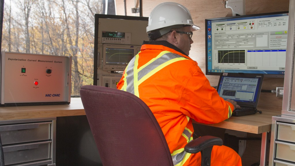 Energy Ottawa's State-Of-The-Art, Non-Destructive Cable Measurement System For Medium Voltage Distribution Cables