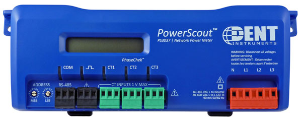 PowerScout 3037