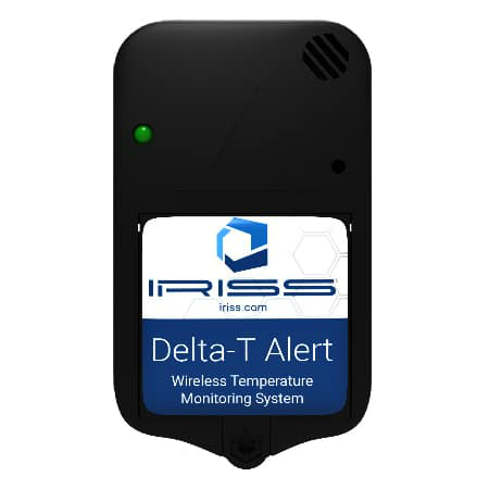 Delta-T Alert Sensor: Wireless Temperature Monitoring System