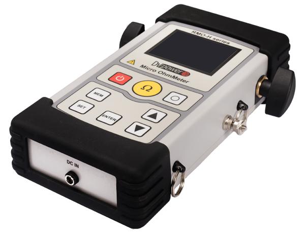 Handheld Micro Ohmmeters - RMO-H series