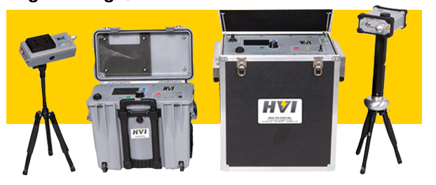 VLF AC Hipots E Series at Electricity Forum