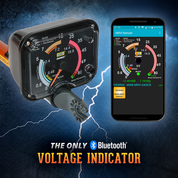 CHANCE® Multi-Ranging Voltage Indicator - Distribution (PSC4033710)