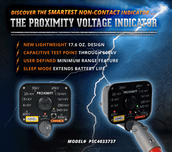 CHANCE®  Proximity Voltage Indicator (PSC4033737)