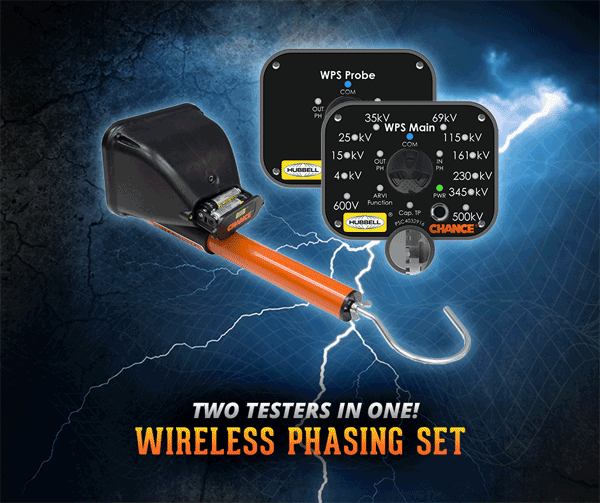 CHANCE® Wireless Phasing Set (PSC4032916) at Electricity Forum
