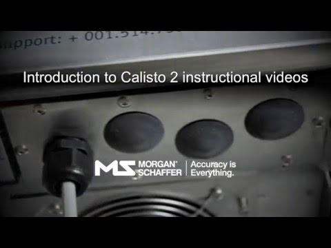 Introduction to: Calisto2 Instructional Videos at Electricity Forum