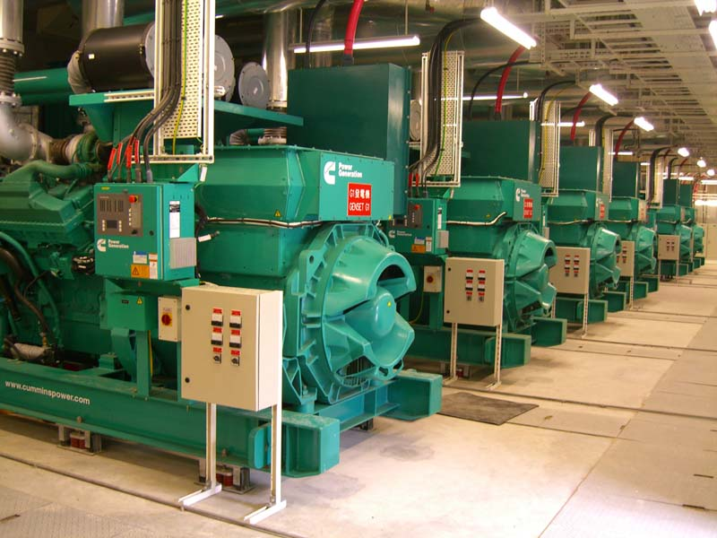 Emergency Generators & Standby Power Systems