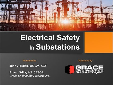 Electrical Safety in Substations