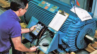 Electric Motor Testing Training