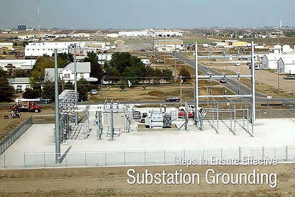 Substation Grounding Training