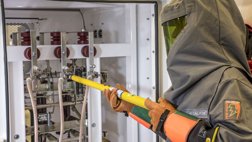 High Voltage Maintenance Electrician Training