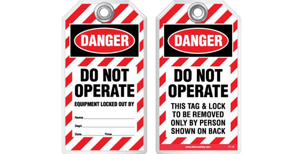 OSHA lockout Tagout Training