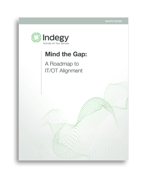 Mind the Gap - The convergence of OT and IT security tools